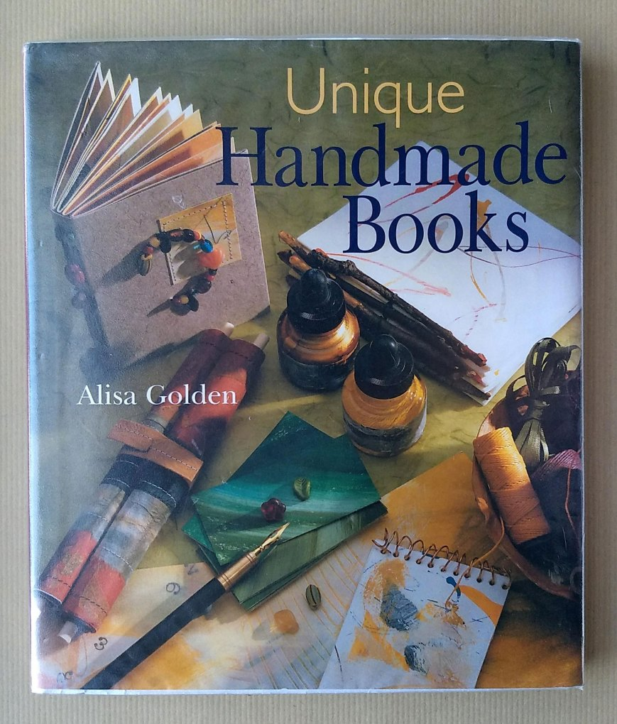 Unique Handmade Books by Alisa Golden