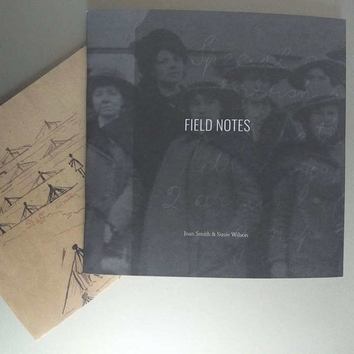 Cover of Field Notes Joan Smith Susie Wilson