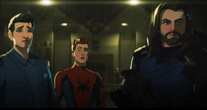 Watch Marvel Studios Mid-Season Sneak Peek at What If...? - Bounding Into  Comics