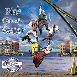 Bounding Main album cover image for Fish Out of Water