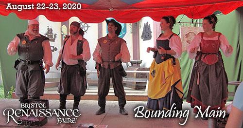 Beulah Brinton Bounding Main Holiday 2019 Facebook Event group image
