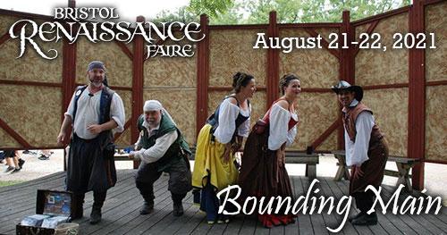 Bounding Main at the Bristol Renaissance Faire