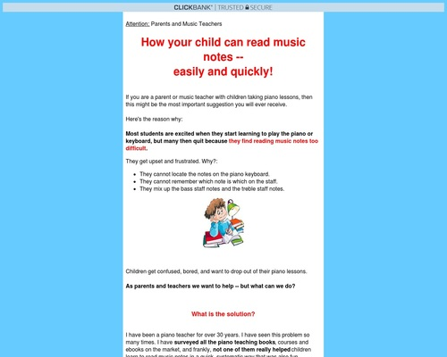 How to Read Music Notes for Beginners and Children