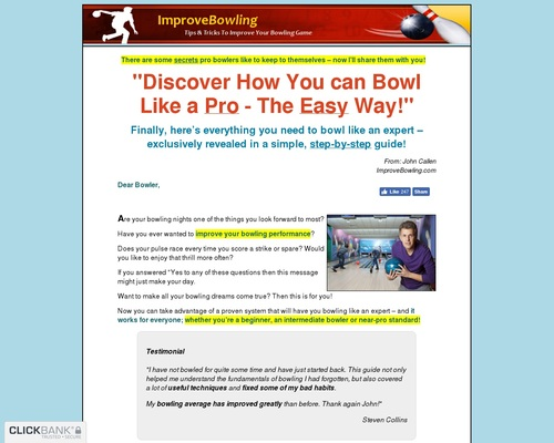 Bowling Guide - ImproveBowling