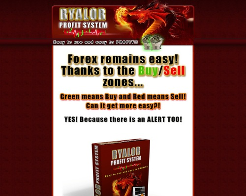 Ryalor Profit System   Forex, Binaries And Stock Trading Software