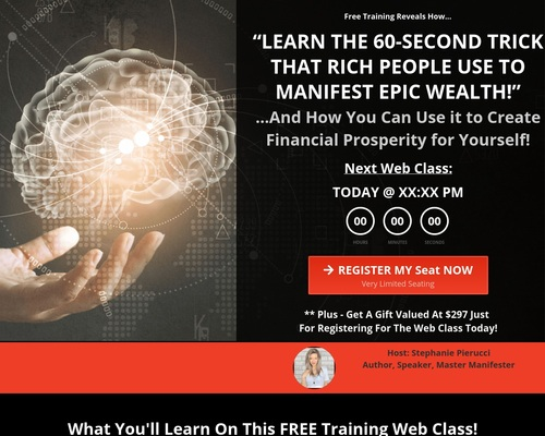 Manifesting Secrets: Learn To Scientifically Rewire Your Mind