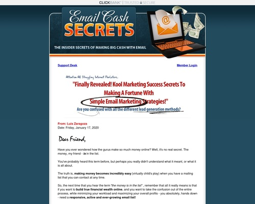 The Keys To Email Marketing & How To Have Success.