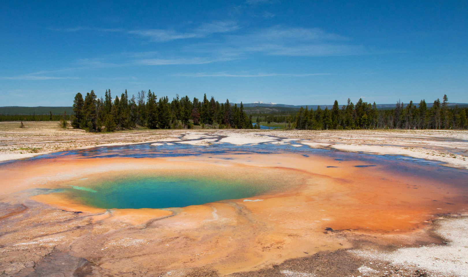 Time Travel Tuesday | Yellowstone National Park, Wyoming
