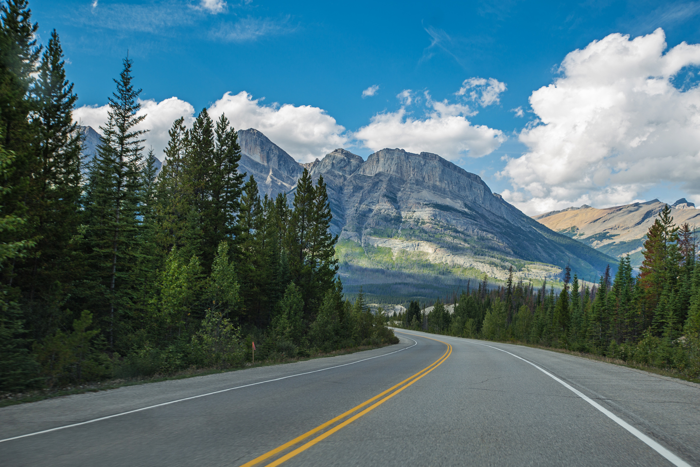 Driving the Icefields Parkway | Part 1: Banff | Alberta, Canada
