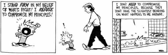 Portrait Bill Watterson créateur de Calvin & Hobbes 8