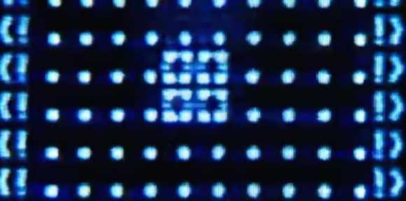 Histoire de Tetris 1ere version moniteur