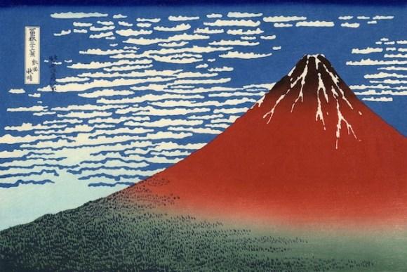 Hokusai Ukiyo-e