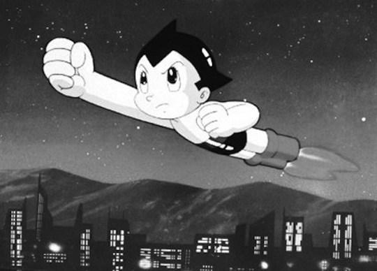 1ere série en animation limitée au Japon