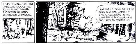 Portrait Bill Watterson créateur de Calvin & Hobbes 16