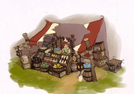Nexon MMO dragon-nest-store_drawing