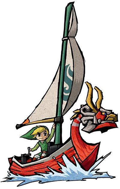 Zelda The Wind Waker Un Souffle Nouveau Difficile D Ecrire Sur Des Futilites