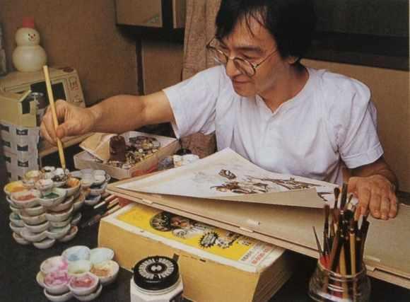 Akihiro Yamada portrait