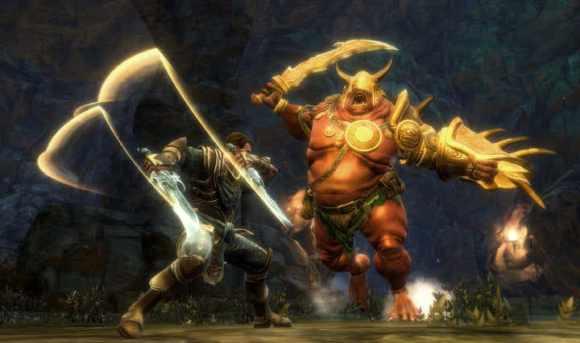 Kingdom of Amalur Reckoning-Bolgan-Battle_1