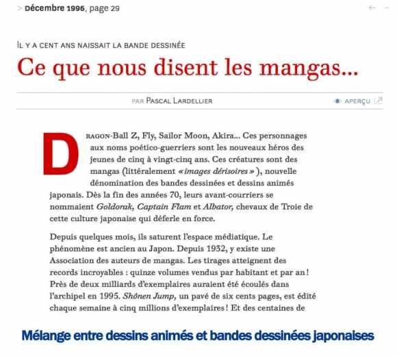 article Le Monde Diplomatique