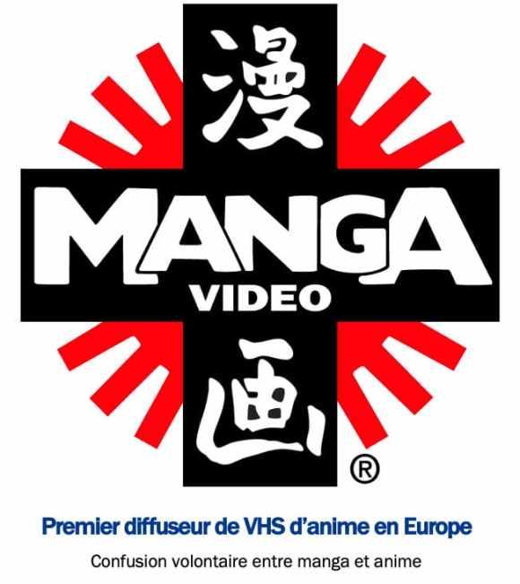 Logo Manga Video