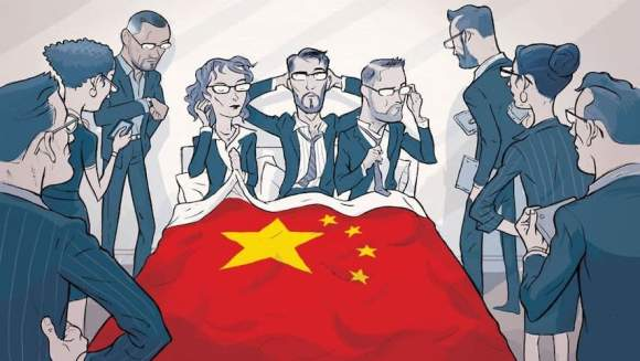Hollywood propagande chinois 1