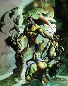 Simon-Bisley-Devilman