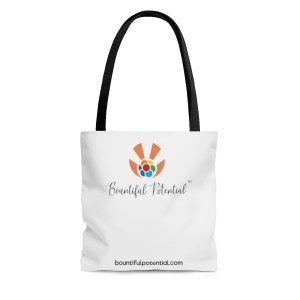 Bountiful Potential tote bag