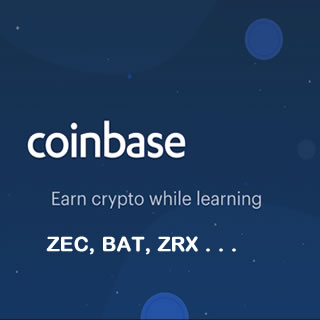 Coinbase Airdrop (Earn cryptocurrency while learning) – $16