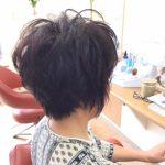 癖毛さんのショートヘア♪