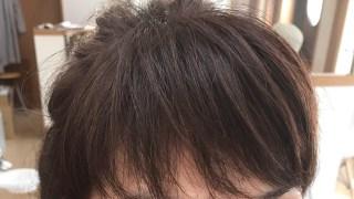 お顔をふっくらとキュートに見せる前髪カット