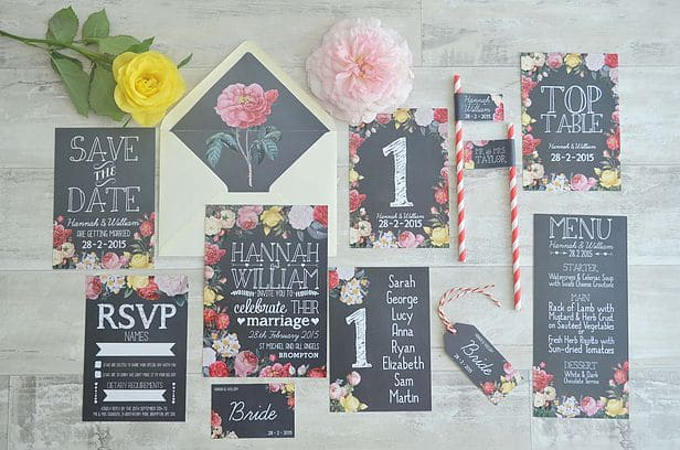 Swoon at the Moon - Wedding Invitations