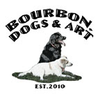 Bourbon Dogs and Art