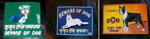 Danger Dog site