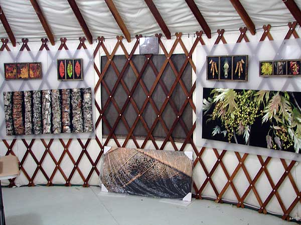 Yurt Studio Gallery