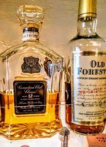 特級ウイスキー オールドボトル 試飲会