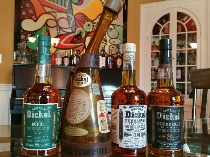 History of George A. Dickel & Co.