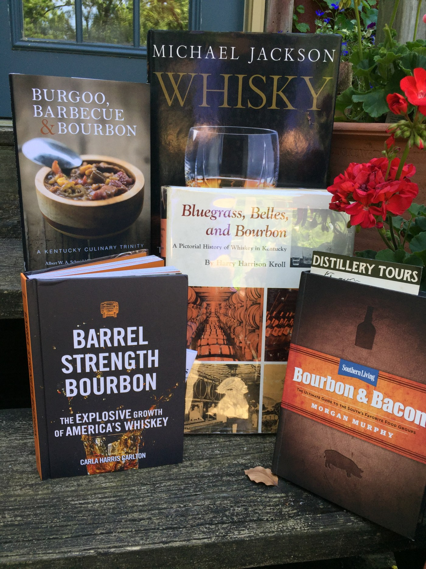 Summer 2017 bourbon reading list bourbonveachdotcom summer means vacations and for many people that includes a nice quiet evening of reading a book while lounging in the shade with a glass of bourbon forumfinder Gallery