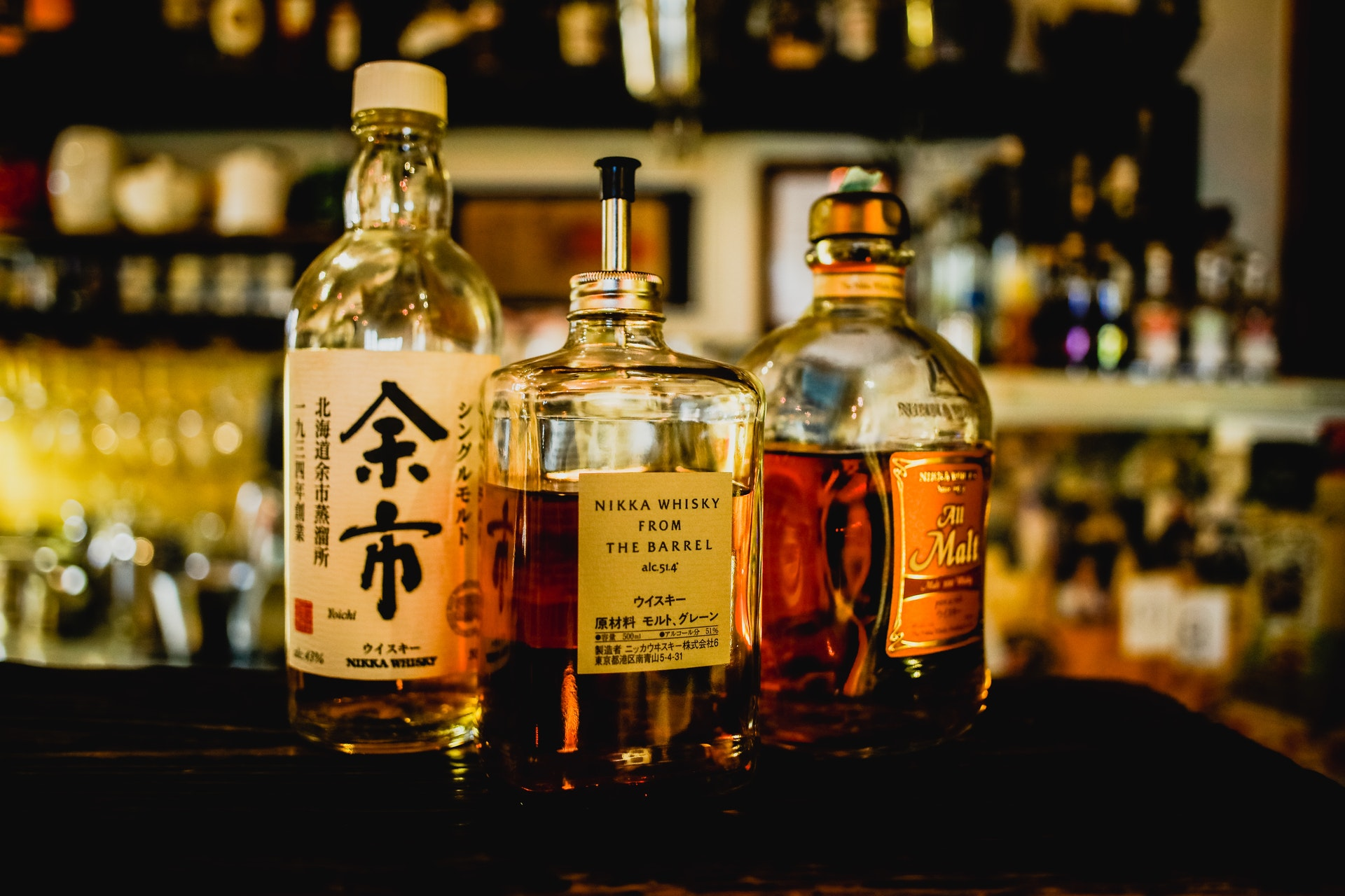 Caring For Your Whiskey Collection