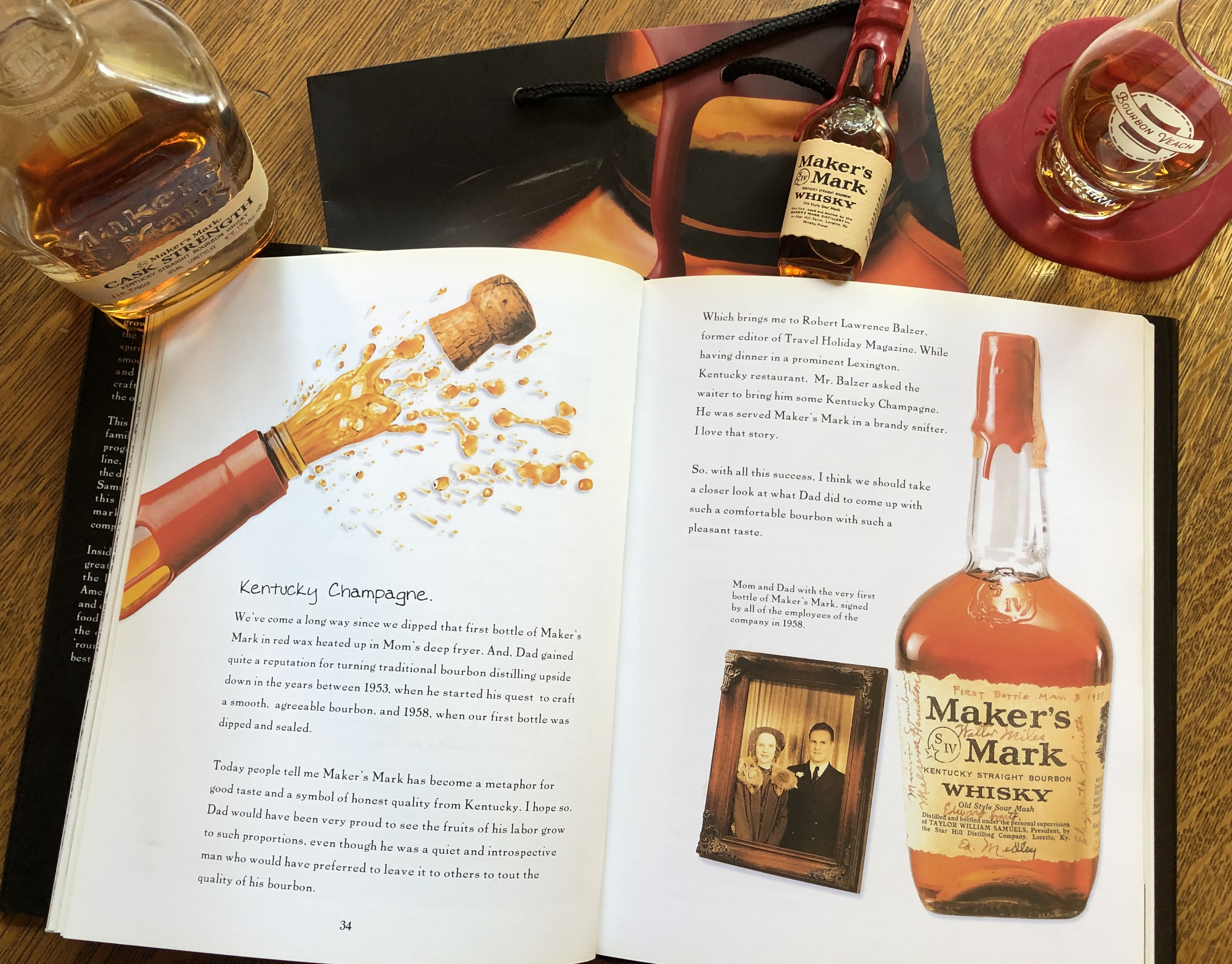 Book Review – Maker's Mark: My Autobiography