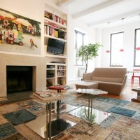 Apartment Therapy's House tour with Antoine Roset