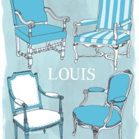 Let's hear it for Louis XV!