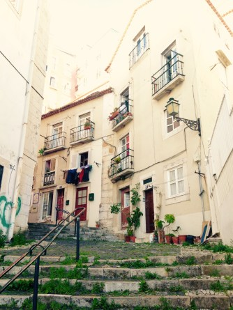 Quartier du Castel Sao Jorge