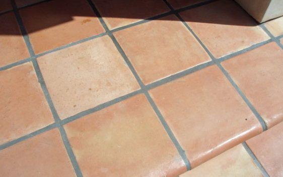 saltillo tile outdoor deck bourget bros