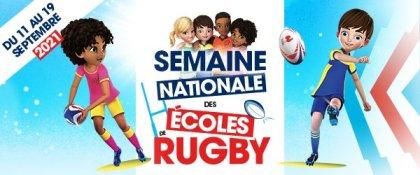 RUGBY: Nationwide Rugby Faculties Week September 11-19