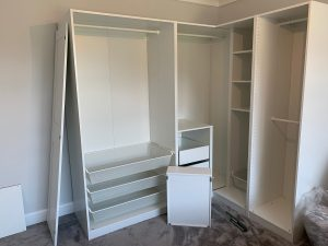 Pax Wardrobes From Ikea Bournemouth Flat Pack Assembly