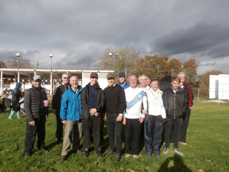 Southampton Agincourt Anniversary Shoot 2017
