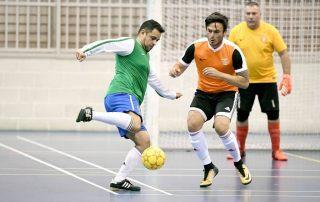 over 40s Futsal