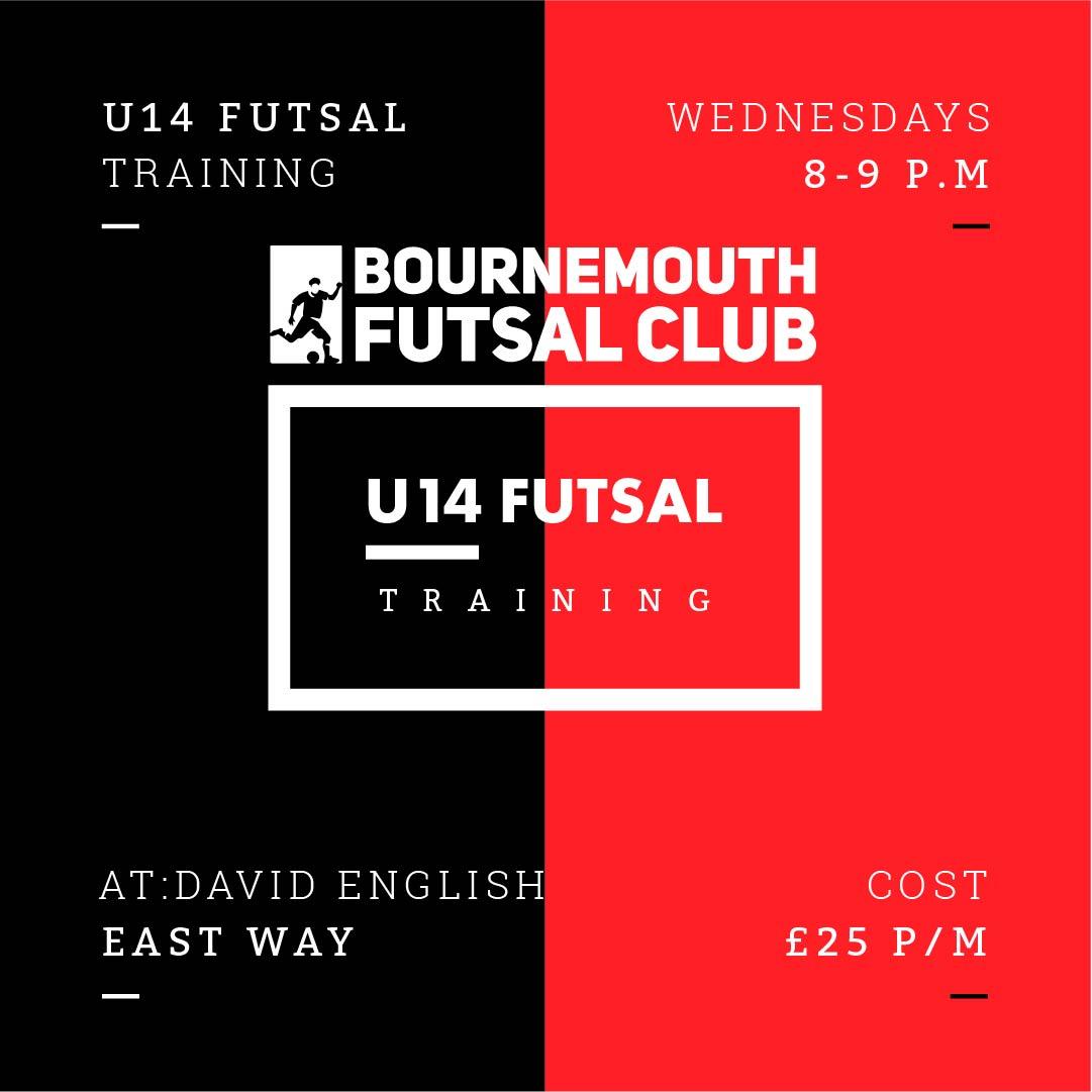 U14 Youth Futsal Training