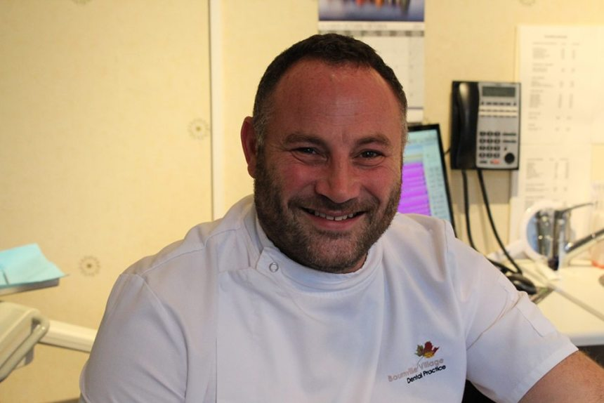 Meet Dr Chris Payne