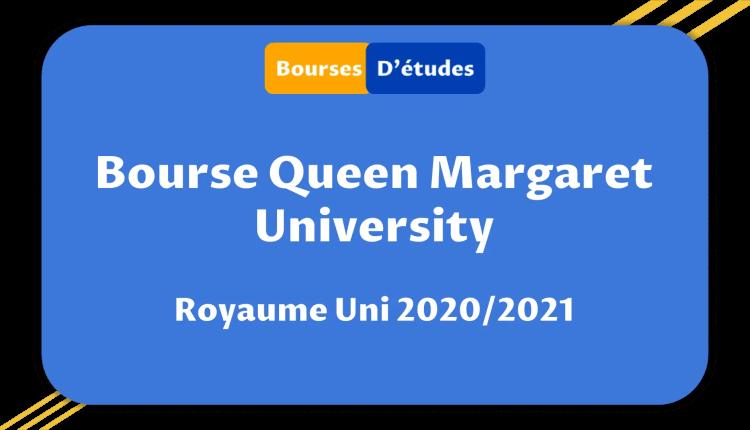 Bourse Queen Margaret University